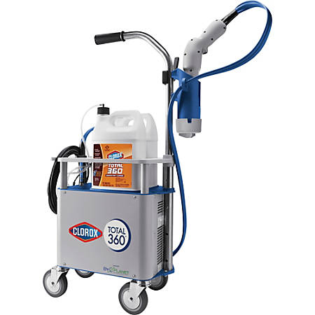 Clorox® Total 360® Electrostatic Sprayer, Clear