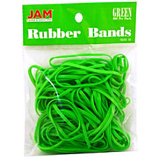 JAM Paper Rubber Bands 33 mil