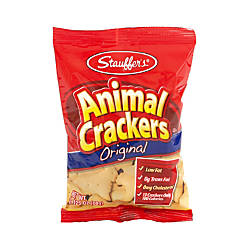 Stauffer Animal Crackers 2125 Oz Pack