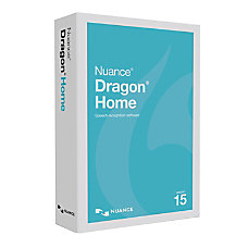 Nuance Dragon NaturallySpeaking Home 150 Traditional