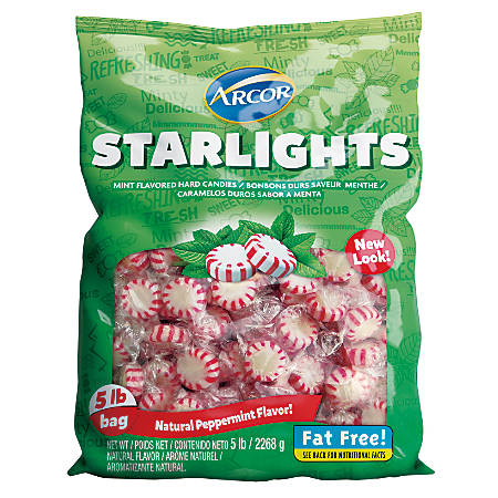 Starlights Mints 5 Lb Bag