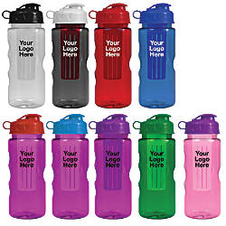 Water Bottle With Infuser 24 Oz