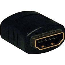 Tripp Lite HDMI Compact Gender Changer