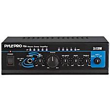 Pyle PTA4 Amplifier 120 W RMS
