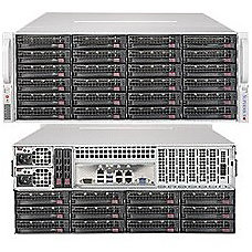 Supermicro SuperStorage 5048R E1CR36L Barebone System