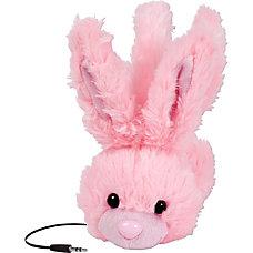 ReTrak Retractable Animalz Bunny Headphones