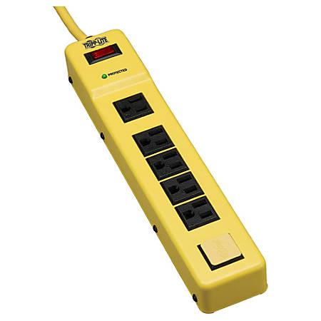 Tripp Lite Six-Outlet Safety Surge Suppressor
