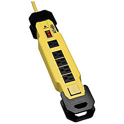 Tripp Lite Safety Surge Protector Power