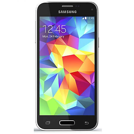 Samsung Galaxy S5 G900A Refurbished Cell Phone, Blue, PSC100067