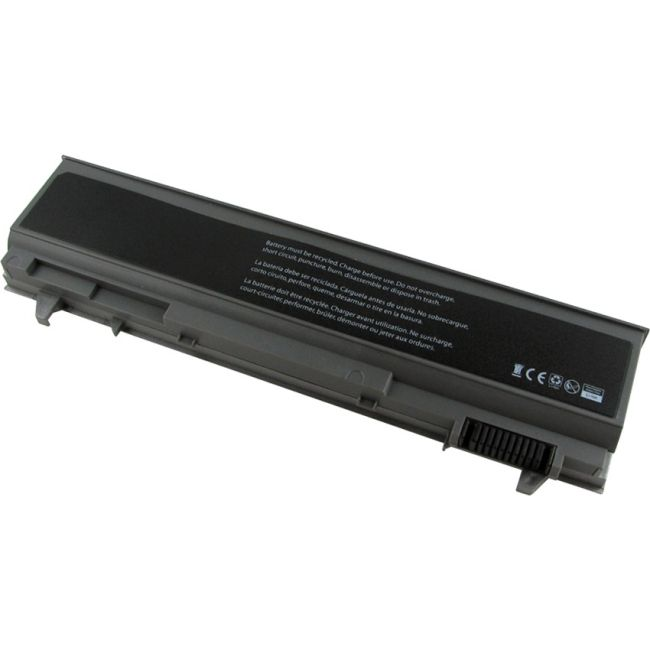 V7 Replacement Battery Dell Latitude E6400 Oem Pt 312 Cell By Office Depot Officemax