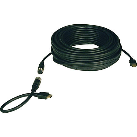 Tripp Lite Standard Speed HDMI Easy Pull Cable Digital Video with Audio (M/M) 100ft
