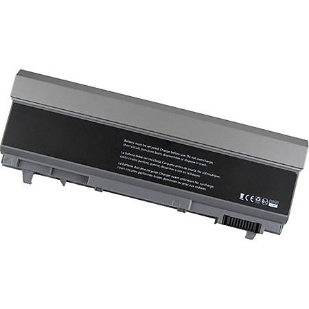 V7 Replacement Battery DELL LATITUDE E6410 OEM# 0Y4372 1M215 312-0910 312-7415 9CEL