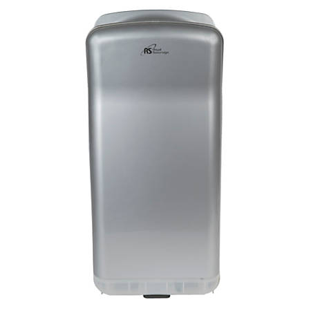 Royal Sovereign Vertical Touchless Hand Dryer, Silver