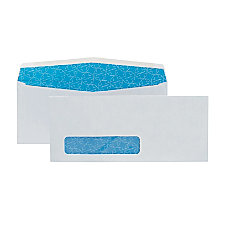 Quality Park Antimicrobial Security Window Envelopes