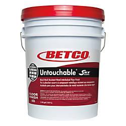 Betco Untouchable With SRT Floor Finish