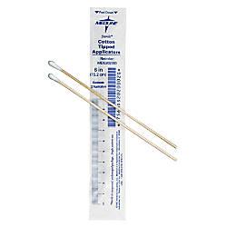 Medline Cotton Tip Applicators 6 Sterile