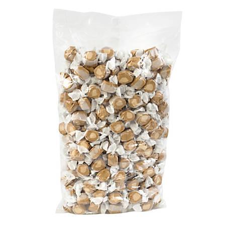 Sweet's Candy Company Taffy, Caramel, 3-Lb Bag