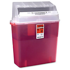 Medline Sharps Patient room Container 3