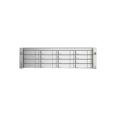 Promise Vess Drive Enclosure Near Line SAS (NL-SAS) - 6Gb/s SAS Host Interface - 3U Rack-mountable - 16 x HDD Supported