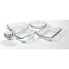 Anchor Hocking 10Pc Essentials Bake Set