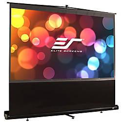 Elite Screens F56NWX ezCinema Portable Floor