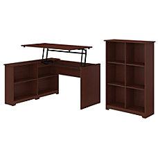Bush Furniture Cabot 3 Position Sit