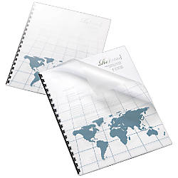 Office Depot Brand Designer Poly Covers