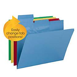 Smead Pick A Tab File Folders