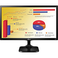 LG 22MC37D B 22 LED LCD