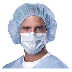 Medline Basic Procedure Face Masks with