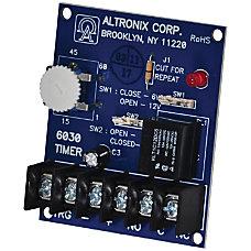 Altronix 6030 Digital Timer 1 Hour