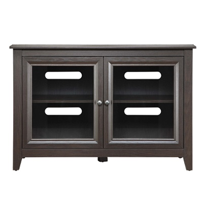 Whalen Furniture Clinton Highboy Tv Console For Flat Panel Tvs Up To