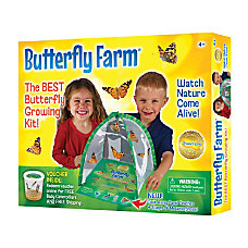 Insect Lore Butterfly Farm Habitat Kit