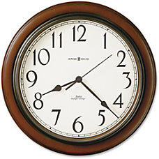 Howard Miller Talon Wall Clock Analog