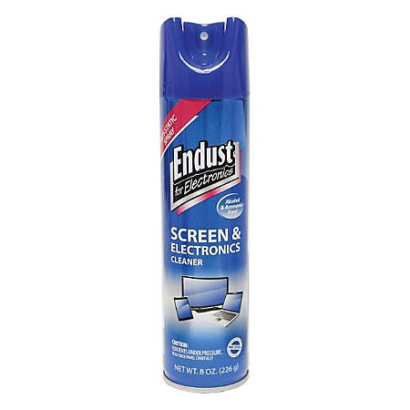 Endust 8oz. Anti-Static Screen and Electronics Cleaner