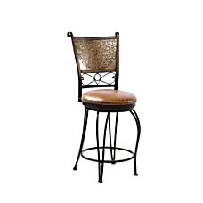 Powell Home Fashions Bronze with Muted