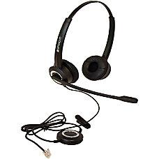 Spracht ZUMRJ9B Headset Stereo RJ 9