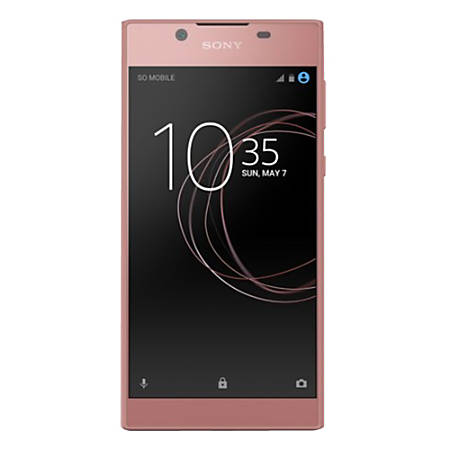 Sony® Xperia L1 G3313 Cell Phone, Pink, PSN300167
