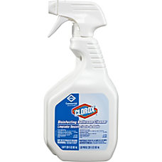 Clorox Disinfecting Bathroom Cleaner Spray Spray