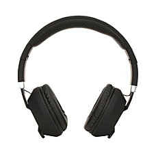 BPM Bluetooth On Ear Headphones Black