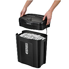 Fellowes Powershred 11C Cross Cut Shredder