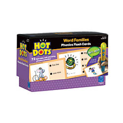 Educational Insights Hot Dots Phonics Program