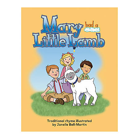 Teacher Created Materials Big Book, Mary Had A Little Lamb, Pre-K - Grade 1