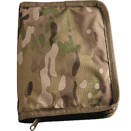 """Rite In The Rain All Weather Ring Binder Covers, 1/2"""" Capacity, MultiCam, Pack Of 5 Covers"""