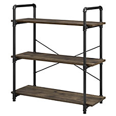 Ameriwood Home Carter 3 Shelf Bookcase