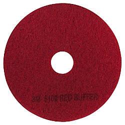 3M 5100 Buffer Pads 13 Red