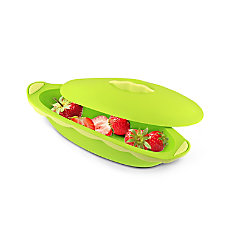 INNOKA Silicone Oval Shape Food Container