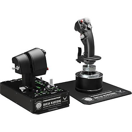 Guillemot HOTAS WARTHOG Gaming Accessory Kit