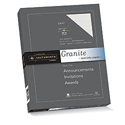 Southworth Granite Specialty Paper 8 12