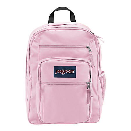 wholesale online release info on new cheap JanSport® Big Student Laptop Backpack, Pink Mist Item # 8284300